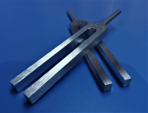 pair of tuning forks
