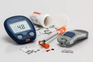 Equipment for monitoring blood sugar levels